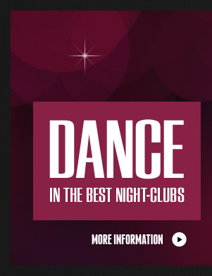 Dance in the best Night-Clubs of Switzerland